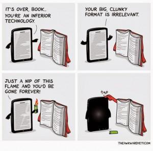 e-book-vs-old-book