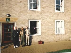 SU 2001 Nottingham